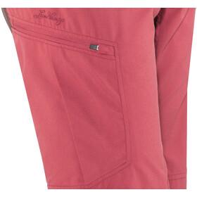 Lundhags Makke Pantalones cortos Mujer, garnet/acai